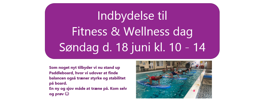 Paddleboard hos FyzFit Spa & Wellness, juni 2017