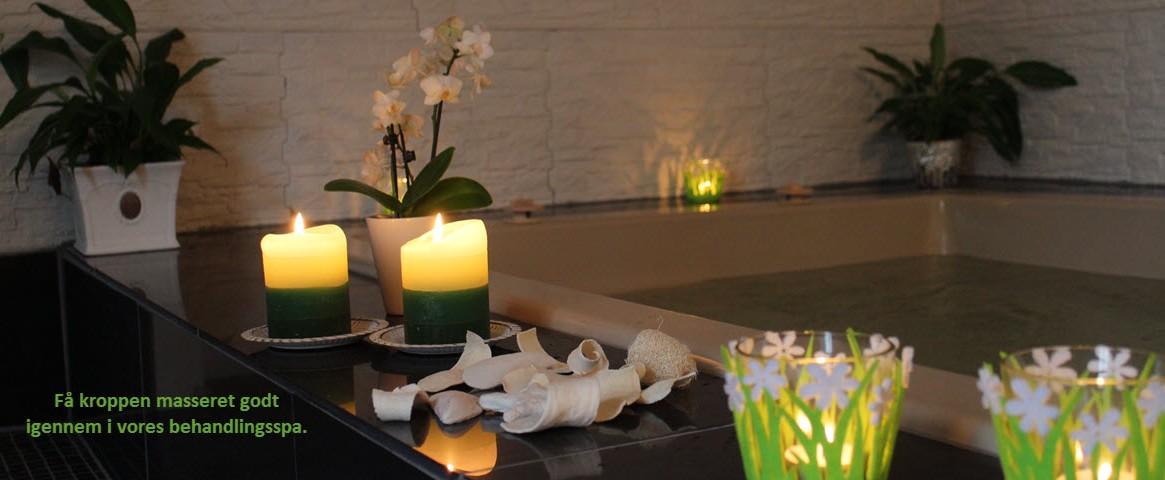 Behandlingsspa, Fyzfit spa & Wellness, Otterup